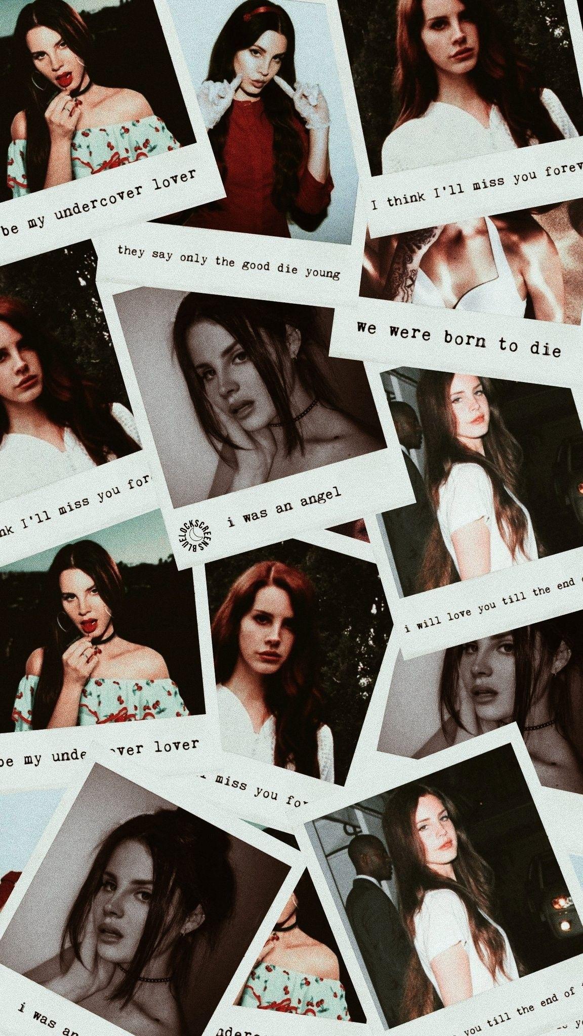 Pin De Nanda Geafrill Em Lana Del Rey Papel De Parede Wallpaper Papel De Parede Para Telefone Lana Del Rey