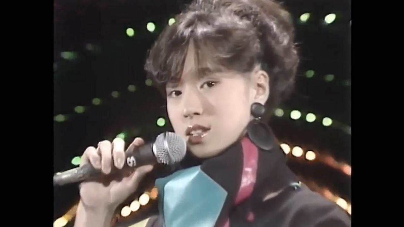 中森明菜 禁区 | Akina Nakamori 中森明菜【2019】 | Asian、Korean、Face