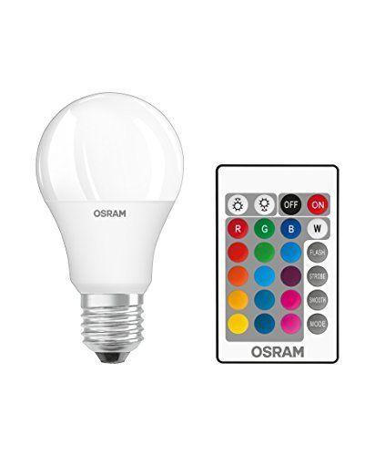 Verfugbar Eur 9 99 Osram Led Lampe Sockel E27 Warm White 2700 K