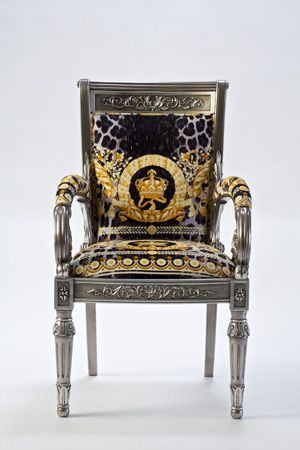 A new chair from versace home versace mania in 2019 - Meuble versace ...