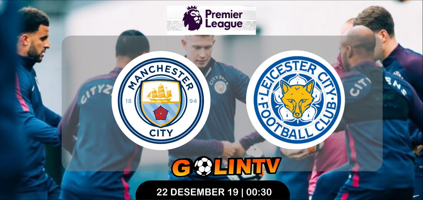Prediksi Premier League Manchester City Vs Leicester City 22 Desember 2019 Zagreb Manchester City Leicester City