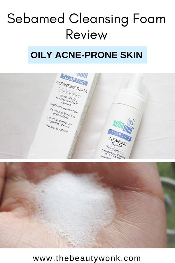 Oily Skin Cleanser That Doesn T Dry It Out Prevents Acne And Reduces Blackheads And Whitehead Skin Cleanser Products Treating Oily Skin Oily Skin Care Routine