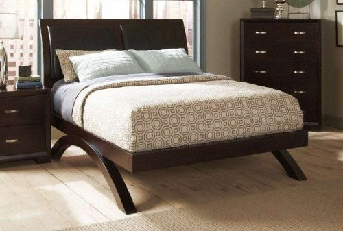 1313 Series Platform Bed Size: King Homelegance http://www.amazon ...