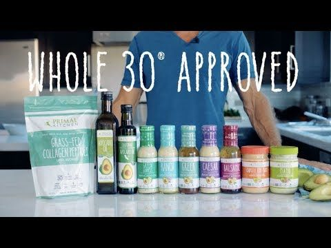 Whole30 Primal Kitchen Mark Sisson Whole 30 Discover Food