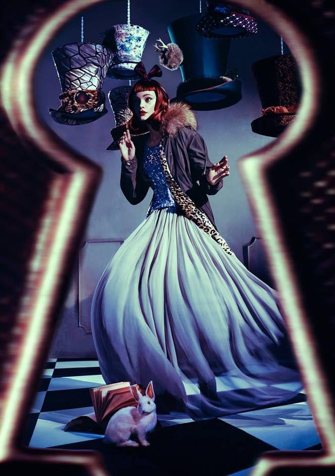We love the amazing work of Elizaveta Porodina Photography