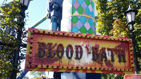 Six Flags Great America 13 Fright Fest Facts Sweep Tight Great America Six Flags Beautiful Vacations