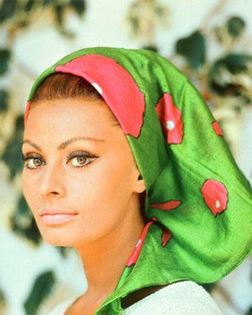 Sophia Loren - @~ Watsonette