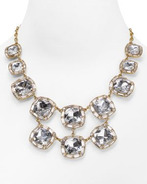 Kate Spade On the Town Statement Necklace