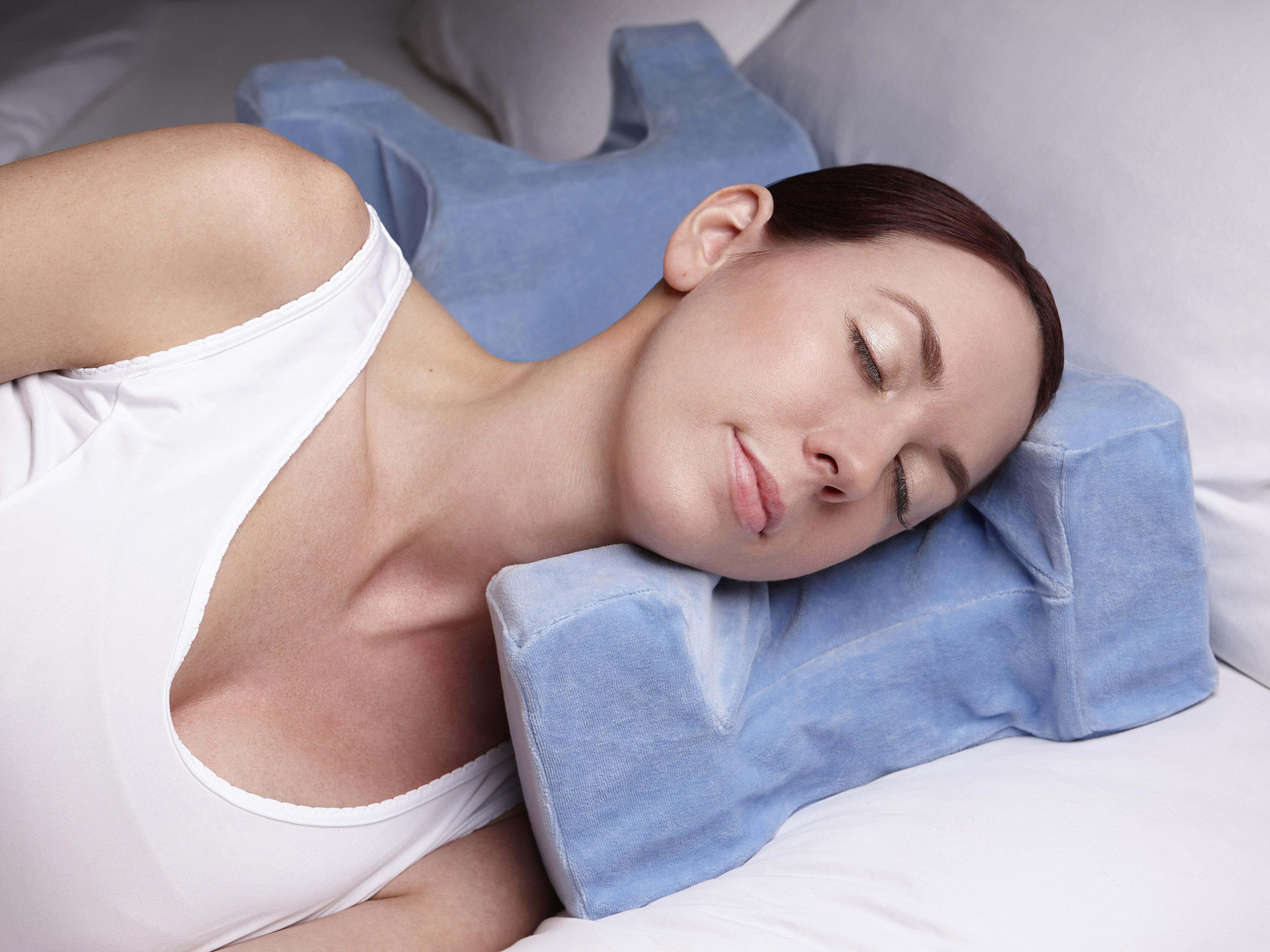 Sleep Wrinkle Pillow | Sleep wrinkles
