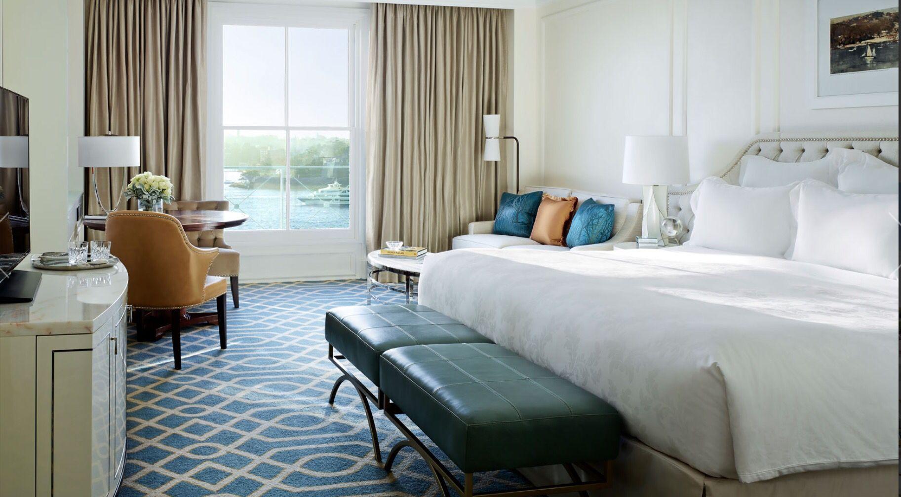 Langham Sydney, Grand Langham Room Sydney hotel, Hotel