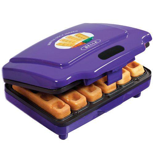 BELLA 13575 Waffle Stick Maker, Purple BELLA,http://www.amazon.com/dp/B00ESXY4FC/ref=cm_sw_r_pi_dp_NtHetb1EXH94MCHT