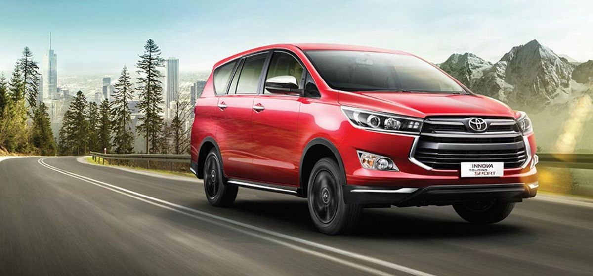 Toyota Innova Touring Sport updated in India; what's new