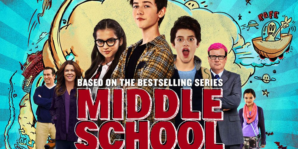 Pin On Middle School The Worst Years Of My Life Movie
