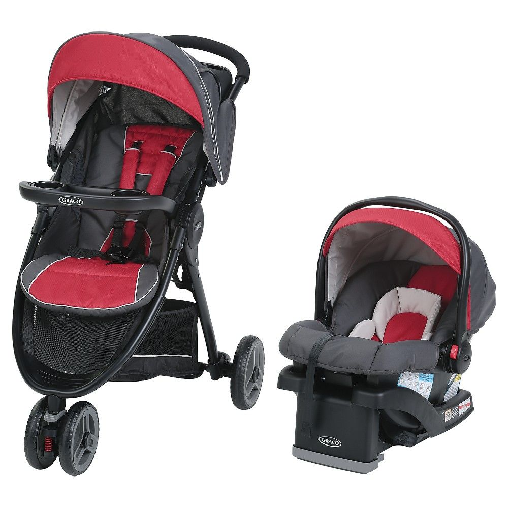 Baby Strollers Target Graco Fastaction Sport Lx Click Connect Travel System