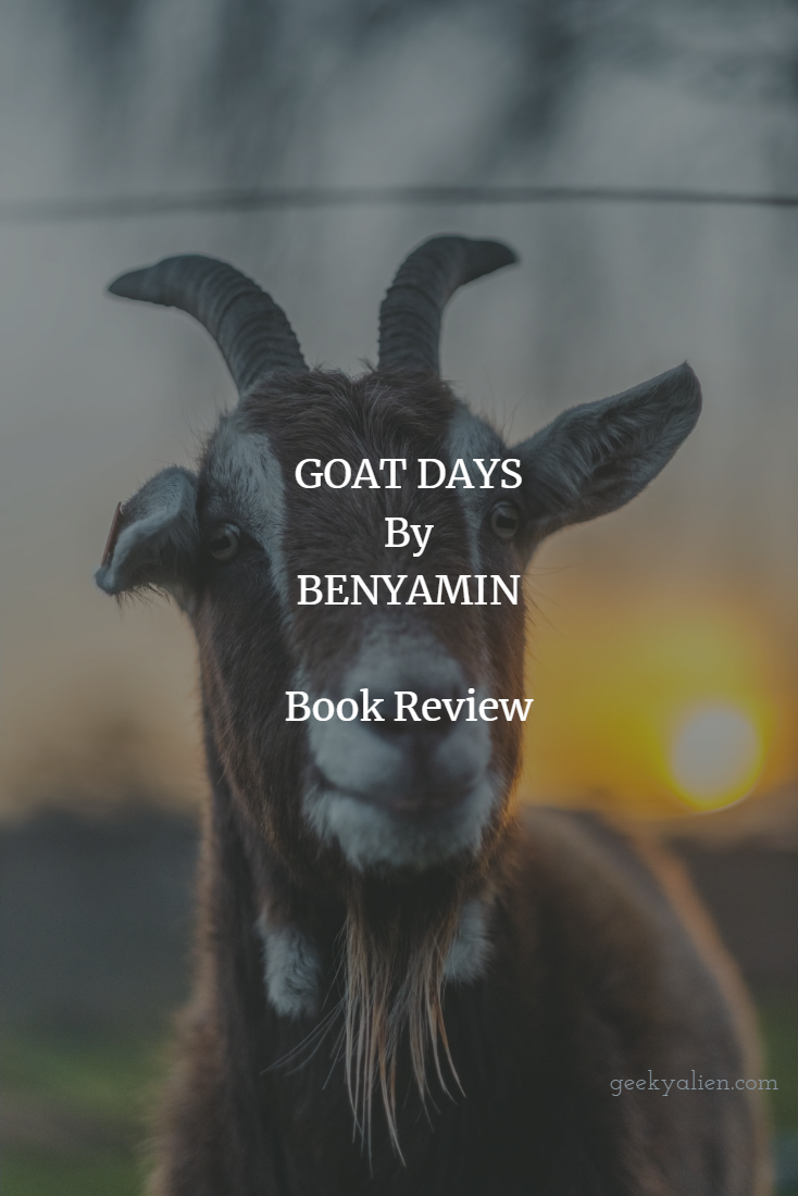 Goat Days Book