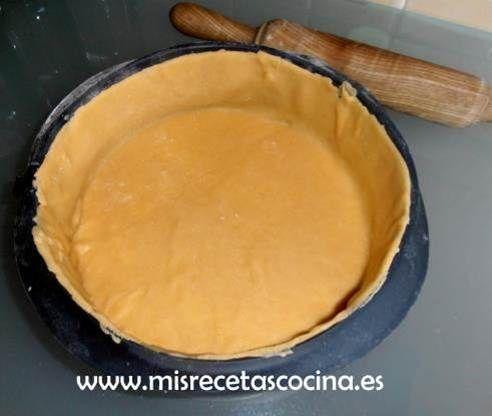 Pasta Flora Thermomix Masa Sable Receta Pastas Y Galletas