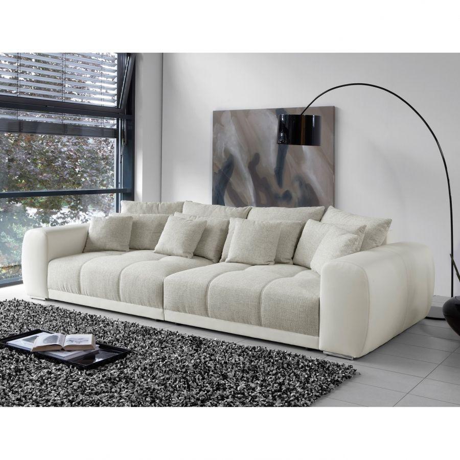 Bigsofa Pesaro Kunstleder Webstoff In 2019 Furniture Sofa