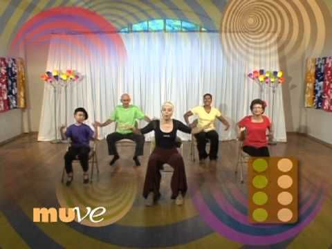 Energetic Seated Exercises For Seniors Kids And The Whole
