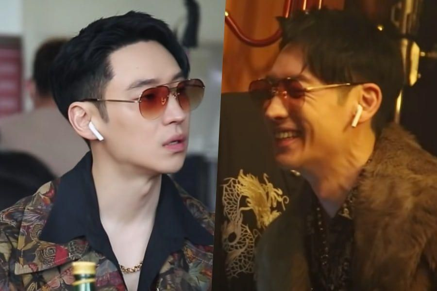 """Watch: Lee Je Hoon Makes Sleek Transformation Into Skillful Gambler For """"Taxi Driver"""""""