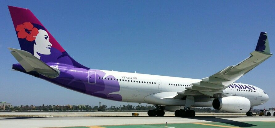 Hawaiian Airlines Porn - Hawaiian Airlines Airbus A330-243 | All Things Aviation ...