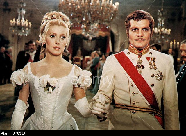 Catherine Deneuve & Omar Sharif Mayerling (1968) Stock Photo, Picture And Royalty Free Image. Pic. 30911002