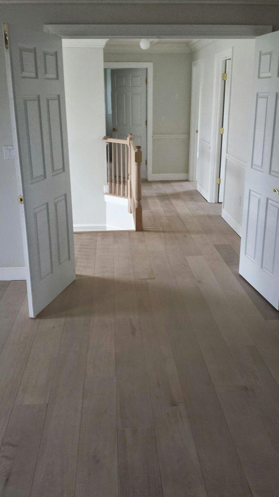Duchateau hardwood flooring, Vernal Collection, White