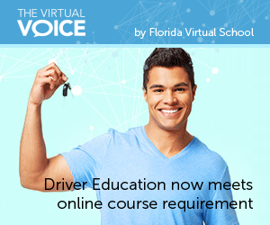 Driver Ed Traffic Safety At Flvs Now Meets Florida S Online Course Requirement Virtualvoice Driver S Ed Florida Virtual School Drivers Education The Voice