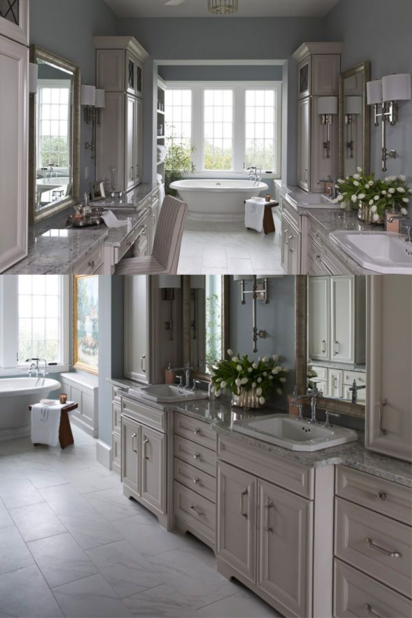Escape Into Elegance And Serenity With Rothshire Style In The Dover - Cabinets to go bathroom vanity