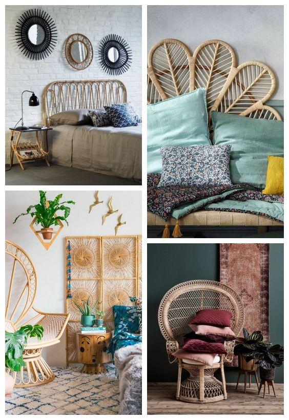 5 conseils pour aménager une chambre de style bohème – Blog Rhinov
