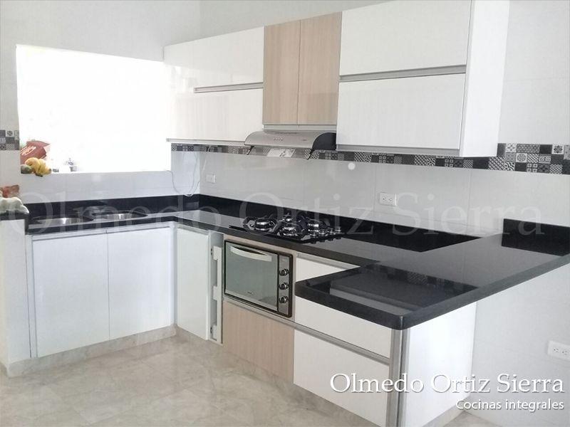 Cocina Integral a la medida. Remodela tu casa. #cocinas ...