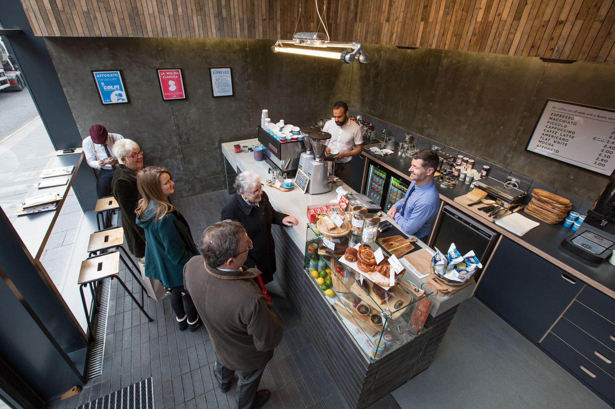 Gallery of Laboratorio Espresso / DO-Architecture - 7