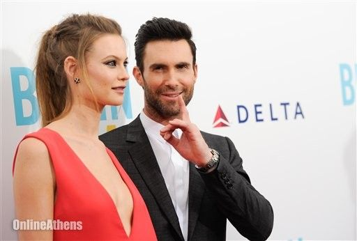Adam Levine was the America's most eligible bachelor.