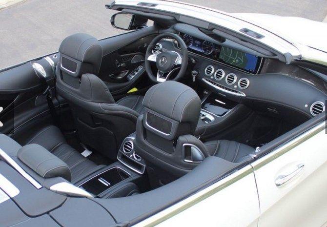 Review Mercedes-Benz S-Class mui trần: Sành điệu và mạnh mẽ - Giá Xe Mercedes Vito   Mercedes Hàng Xanh
