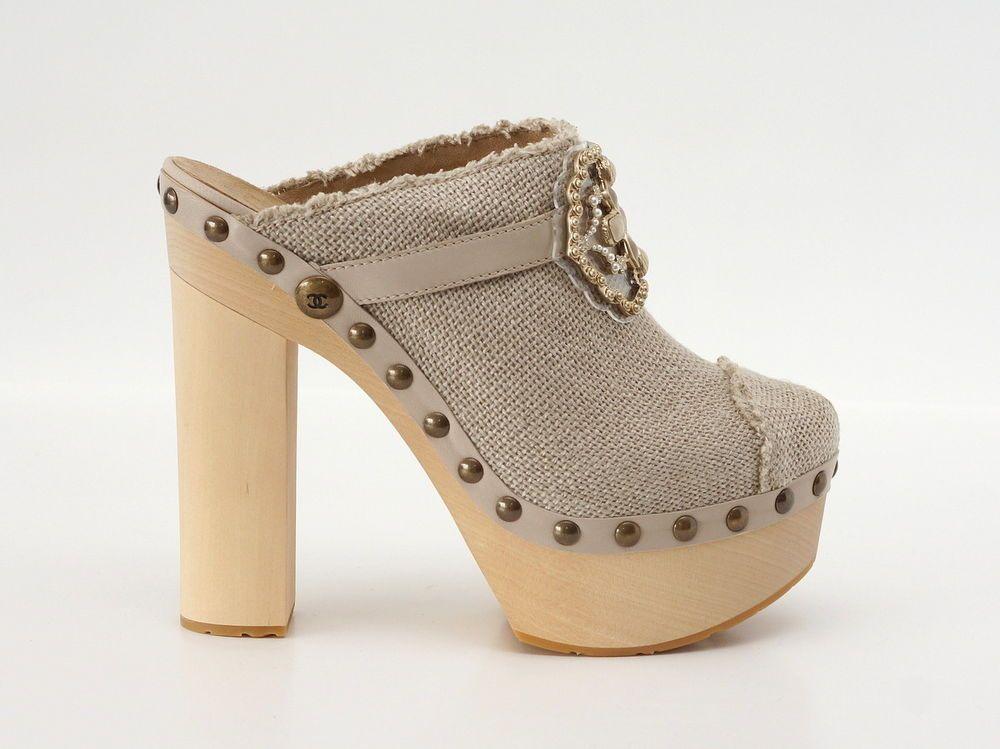 CHANEL Shoe  10.5: seller mightykismet