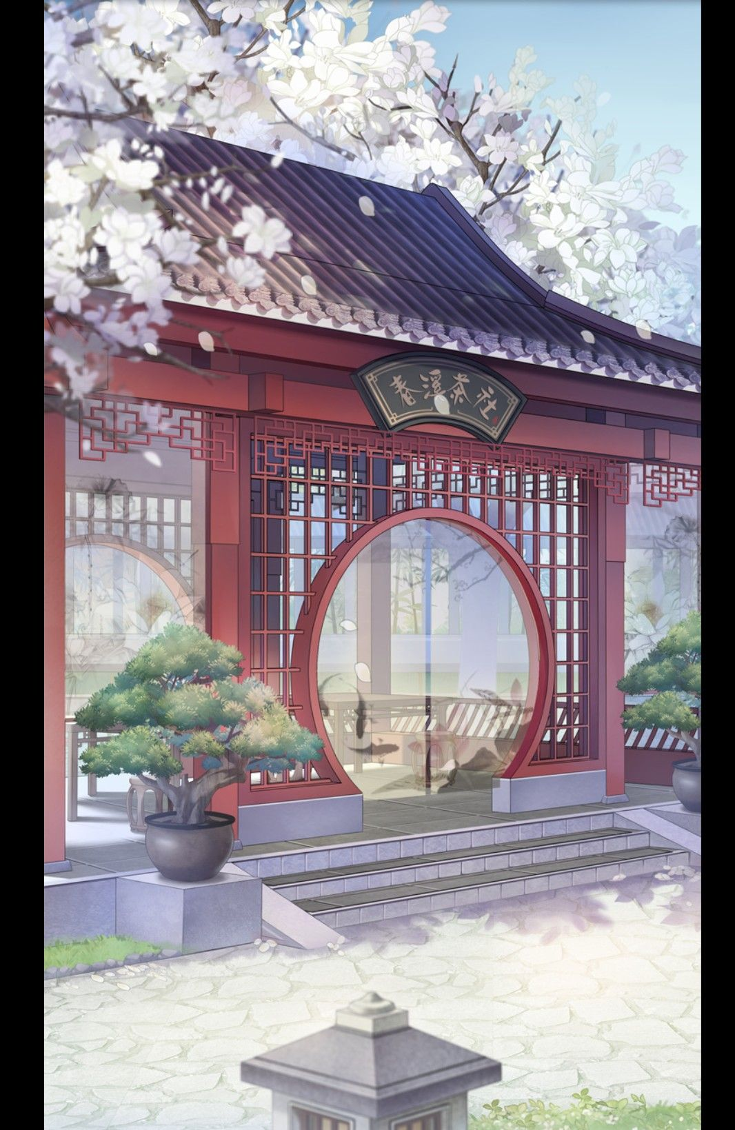 Chinese architecture ancient china art anime girl style traditional also pin by terry giang on qin pinterest rh