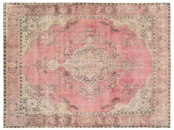 6 x 8 hand knotted pink overdyed kazak oriental rug g15010 | Hands, Oriental  and Rugs - Pink Oriental Rug Roselawnlutheran