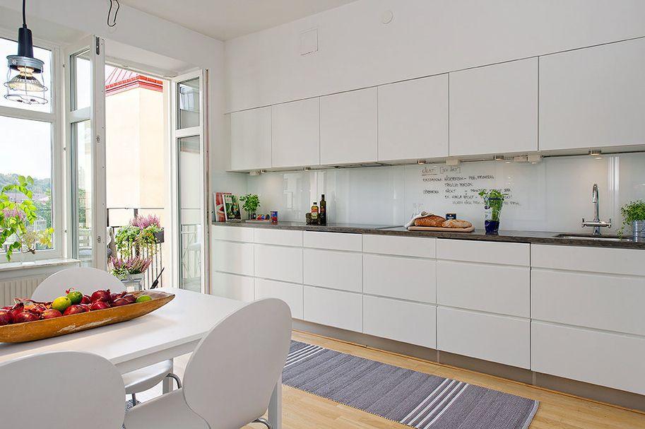 Big kitchen :: Alvhem