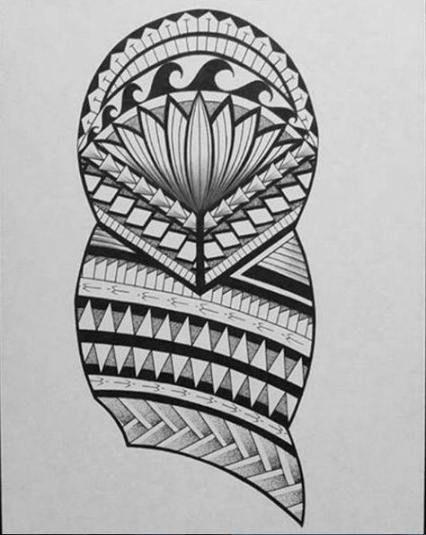 69 idee disegni del tatuaggio simboli Maori