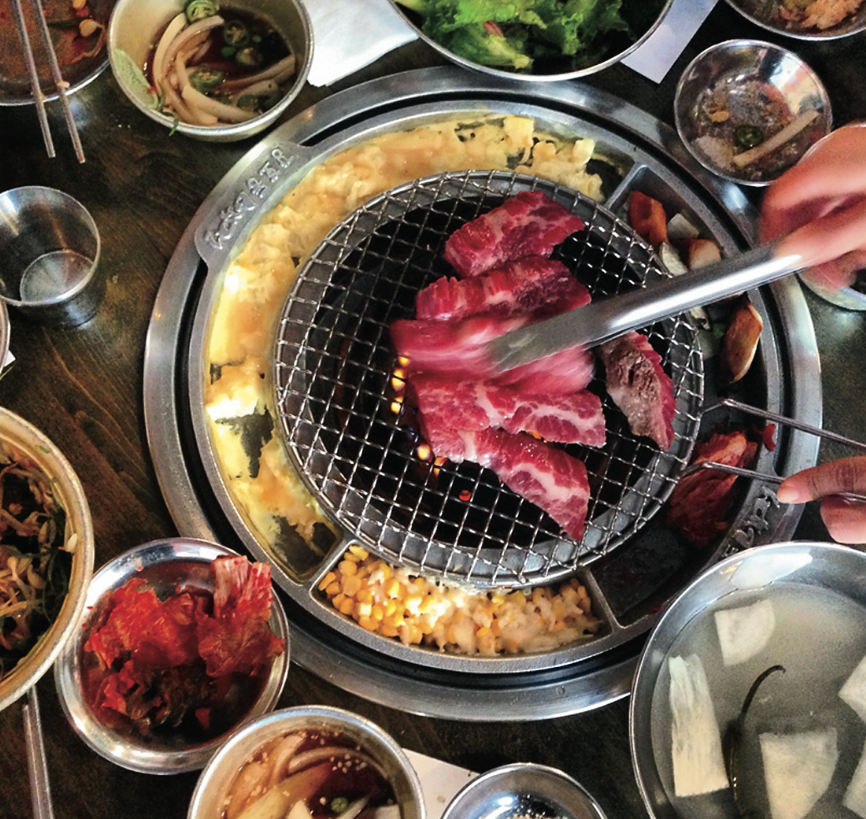 Kang Hodong Baekjeong Some Of The Best Korean Bbq In Los Angeles