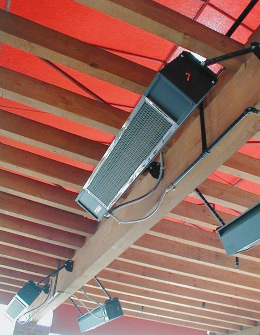 Sunpak Model S34 12002 Heater Is