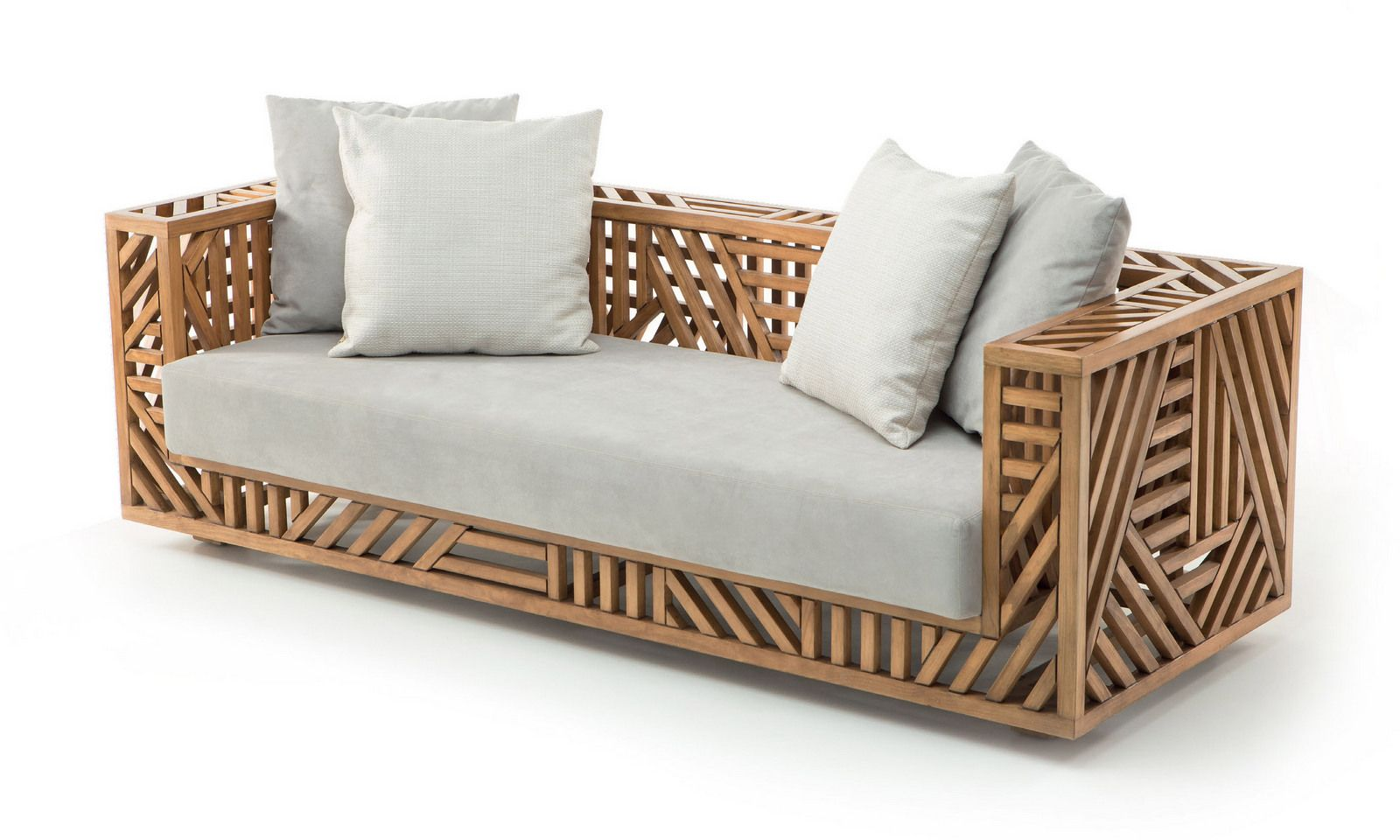 Rattan Sofa Philippines Ari 3 Seater By Vito Selma | Philippine Furniture