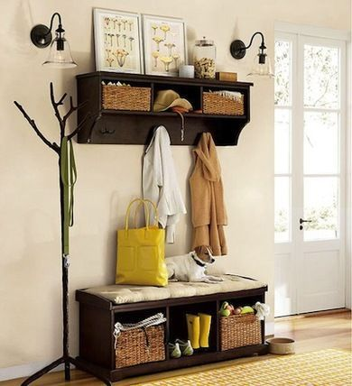 Separates Mudroom Ideas Bob Vila Budget option w Ikea