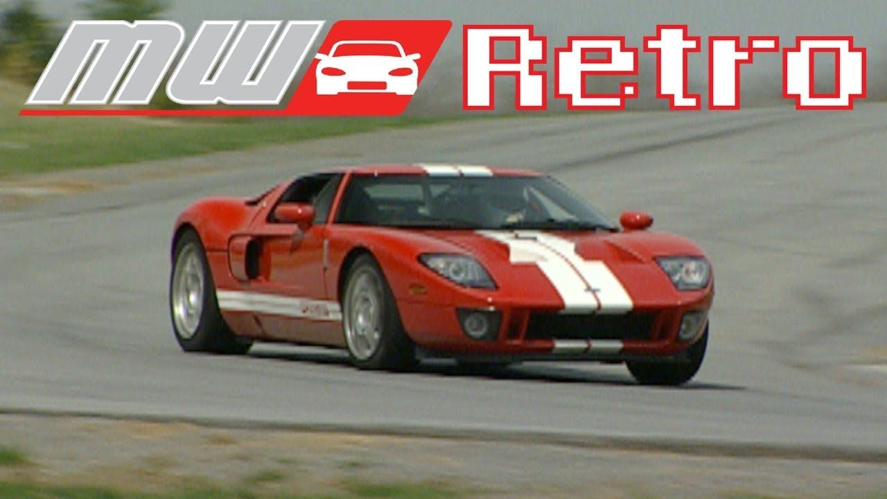Motor Week 2005 Ford Gt Reviewhttps Youtu Be 7fti4xinrqq Ford Gt Ford Motor