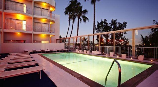 The Standard Hollywood 4 Star Hotel 198 Hotels Unitedstatesofamerica