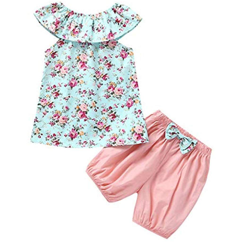 Completino da Bambino Estate Abbigliamento Neonata Estivo