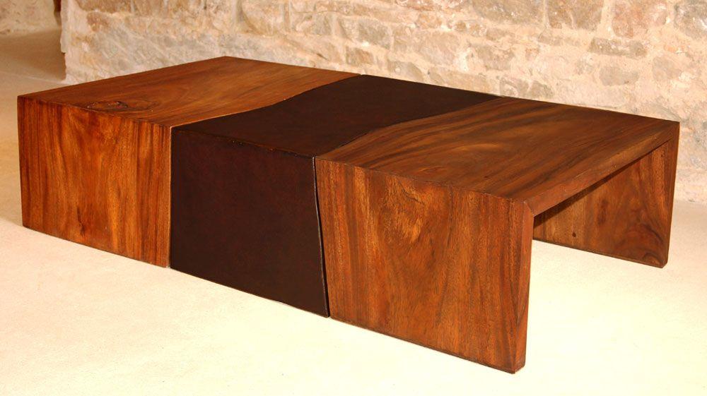 tables basses - Duramen