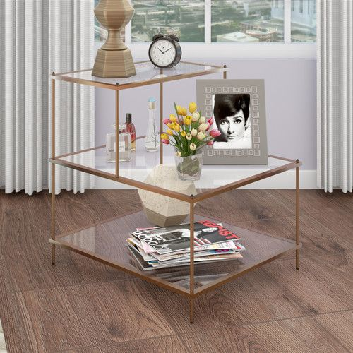 janelle end table in 2019 end table end tables glass end tables rh pinterest com
