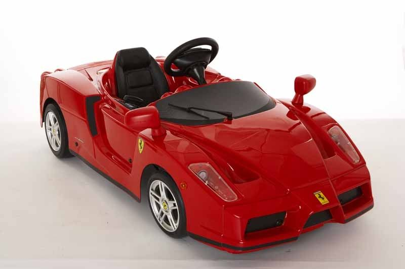 Official Ferrari Enzo Ride On Car For Children Super Cars Toy Car Ferrari