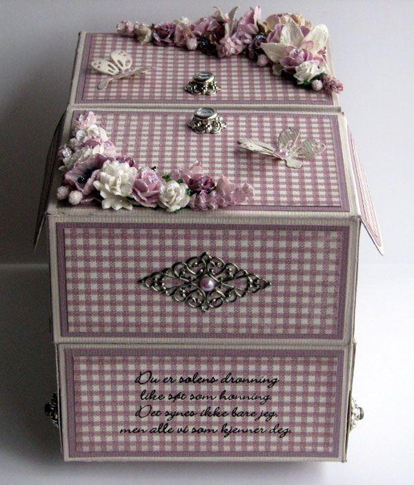 Lena Katrine`s Scrappeskreppe: DT Wild Orchid Crafts - Challenge #21