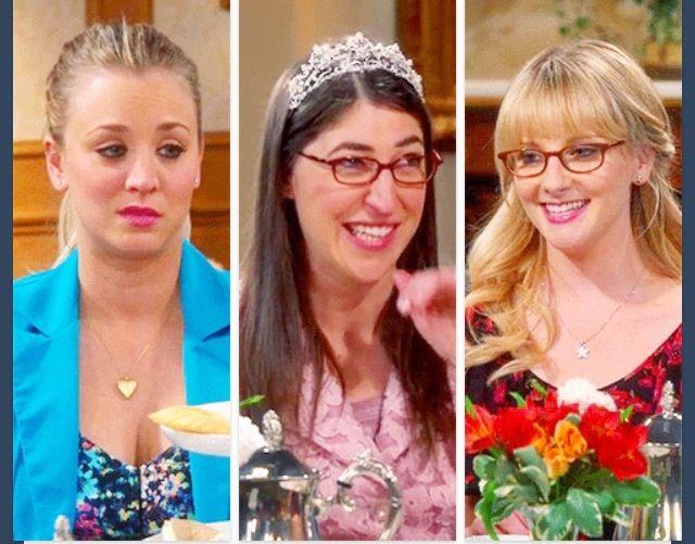 The Big Bang theory - The girls